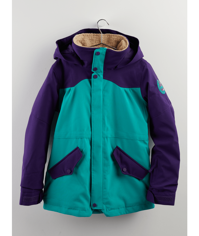 Girls' Shortleaf Parka-1