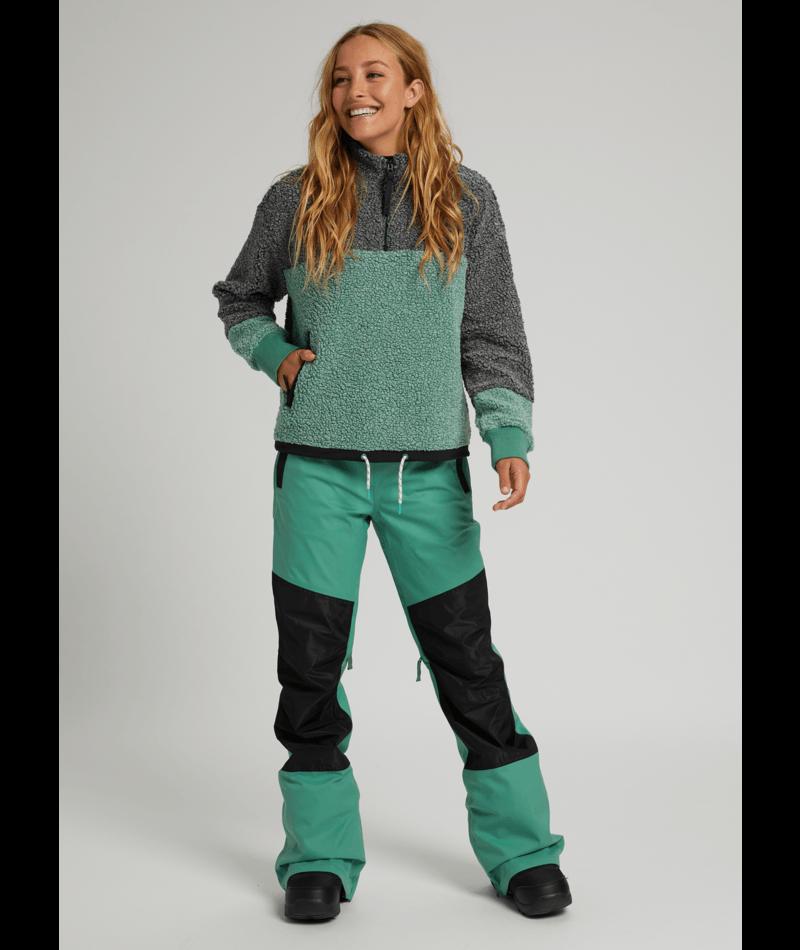 Women's Larosa Quarter-Zip Sherpa Fleece-2