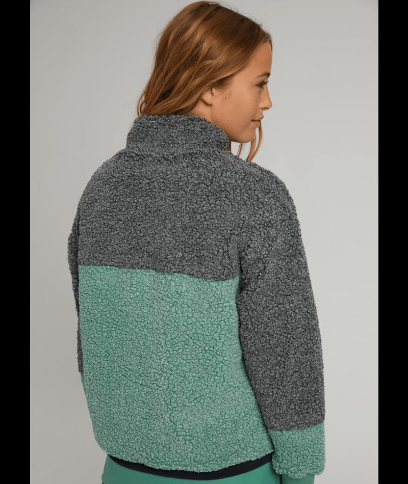 Women's Larosa Quarter-Zip Sherpa Fleece-3