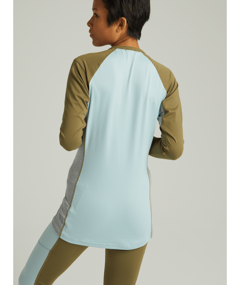 Women's Midweight X Base Layer Crew-2
