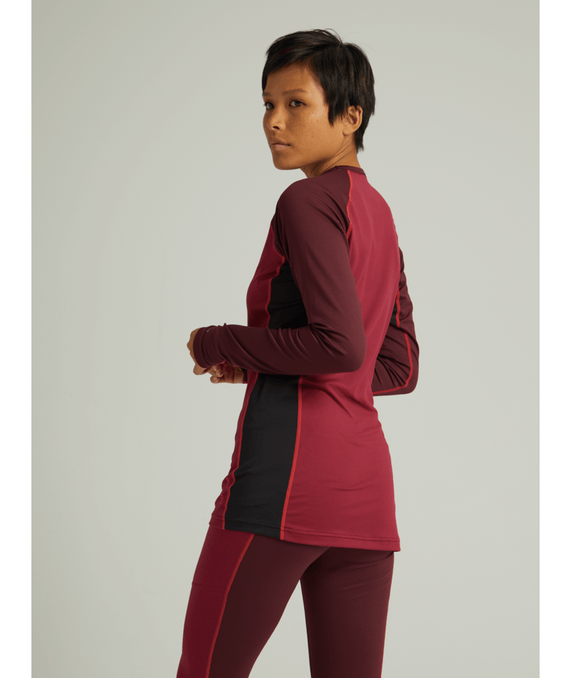 Women's Midweight X Base Layer Crew-3
