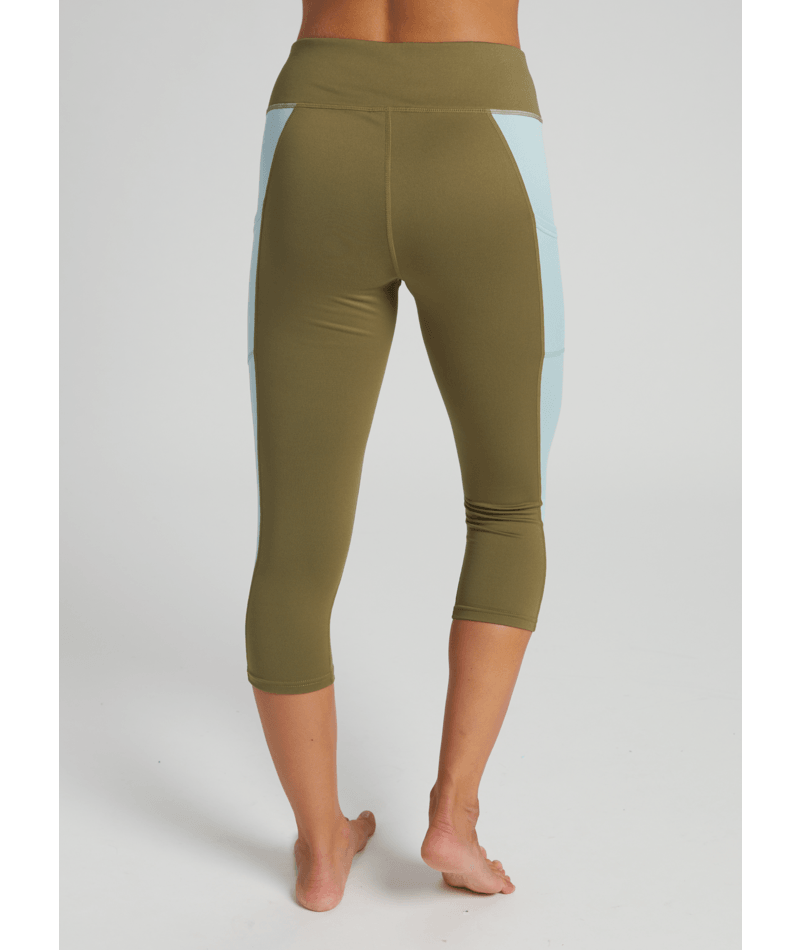 Women's Midweight X Base Layer Three-Quarter Boot Pant-4