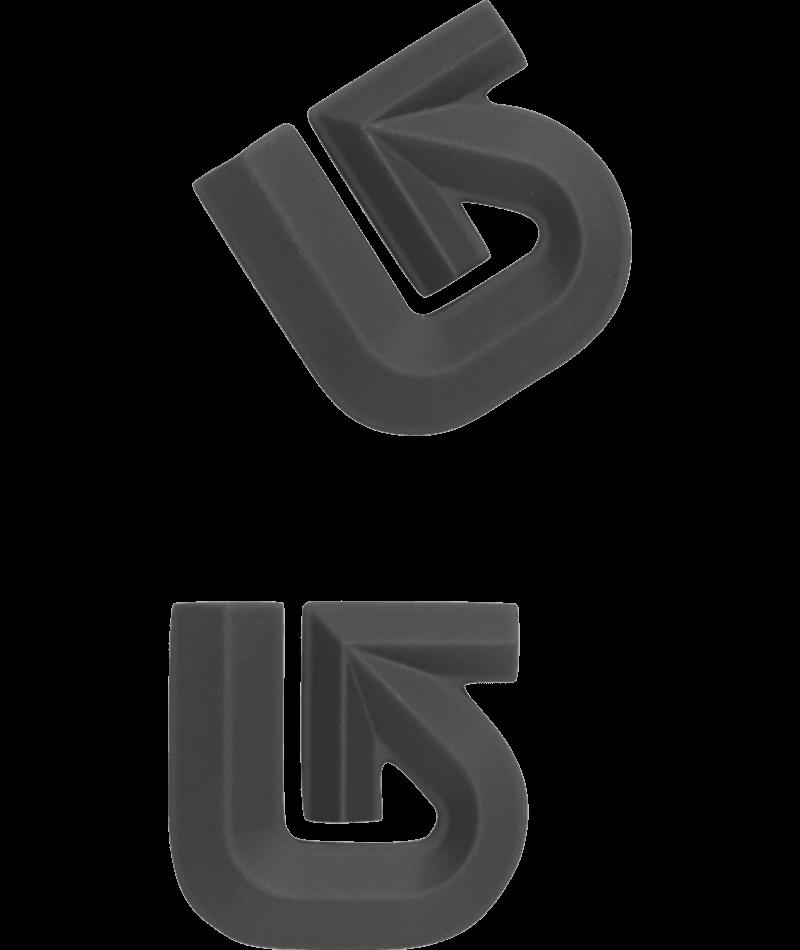 Aluminum Logo Stomp Pad-1