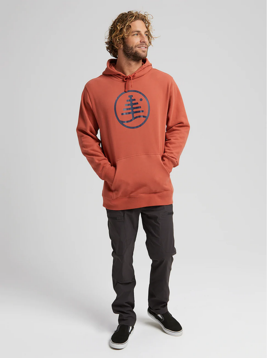 Men's Family Tree Pullover Hoodie-4