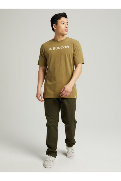 Horizontal Mountain Short Sleeve T-Shirt
