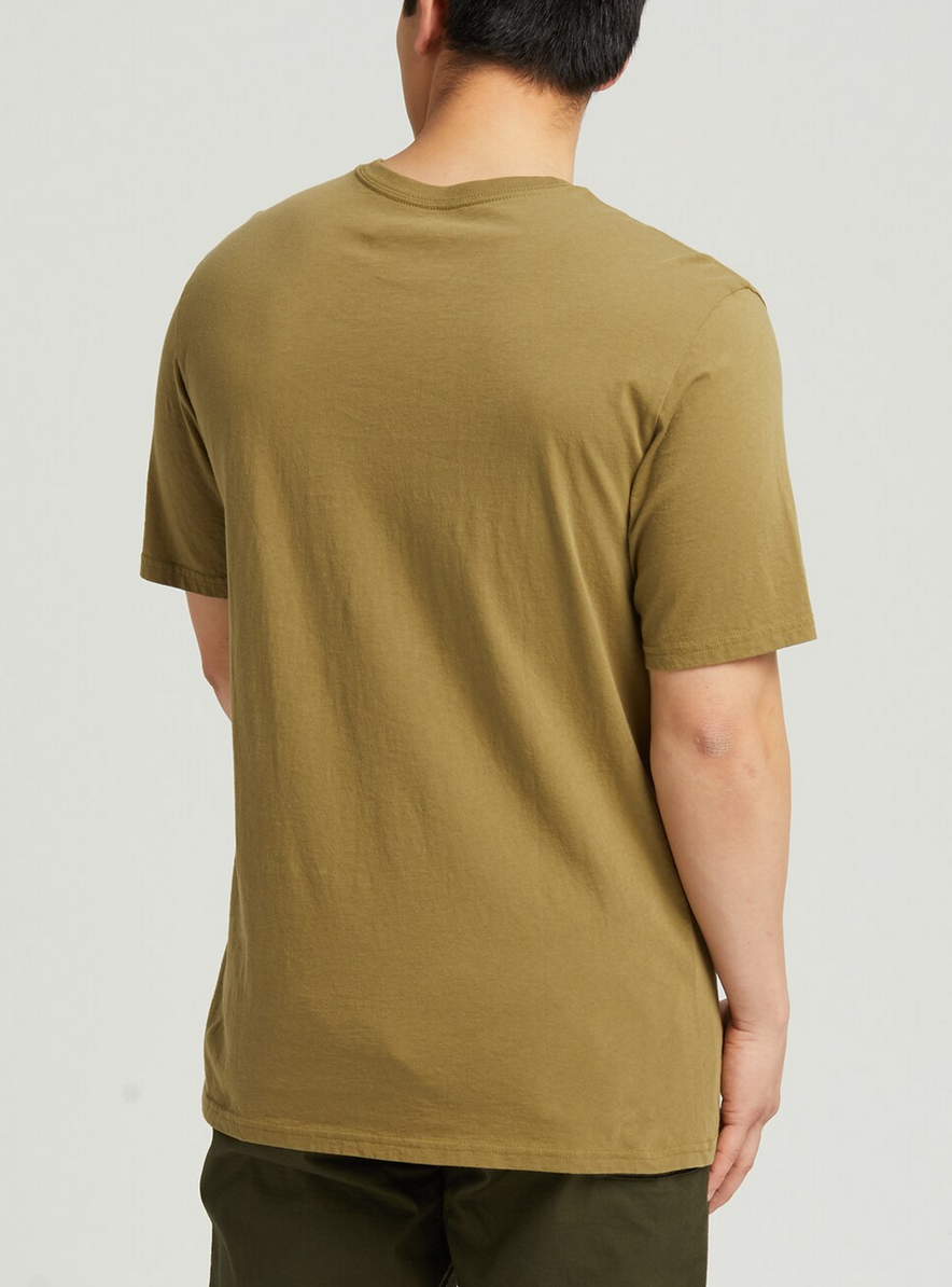 Horizontal Mountain Short Sleeve T-Shirt-2
