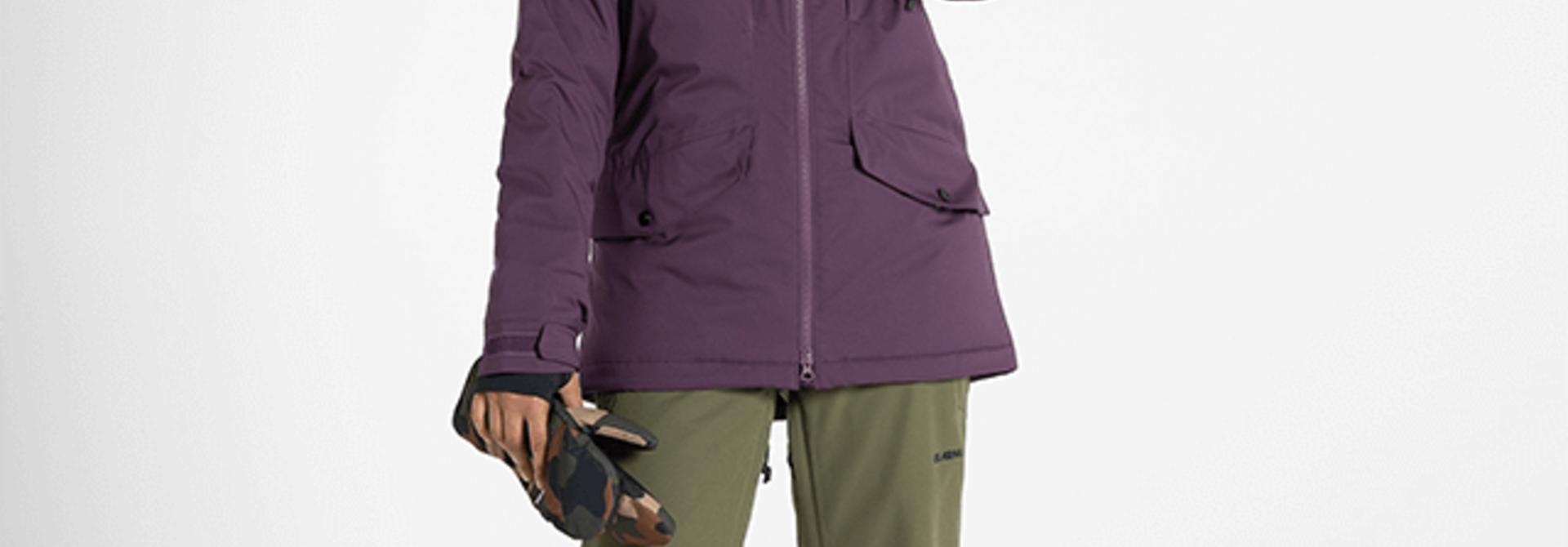 Barrena Insulated Jacket
