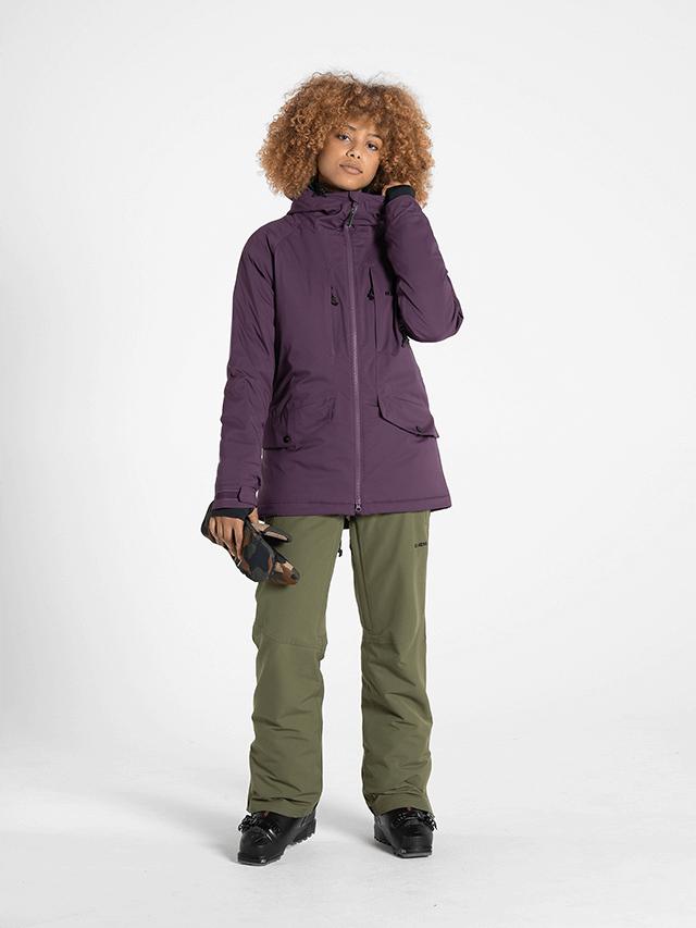Barrena Insulated Jacket-1