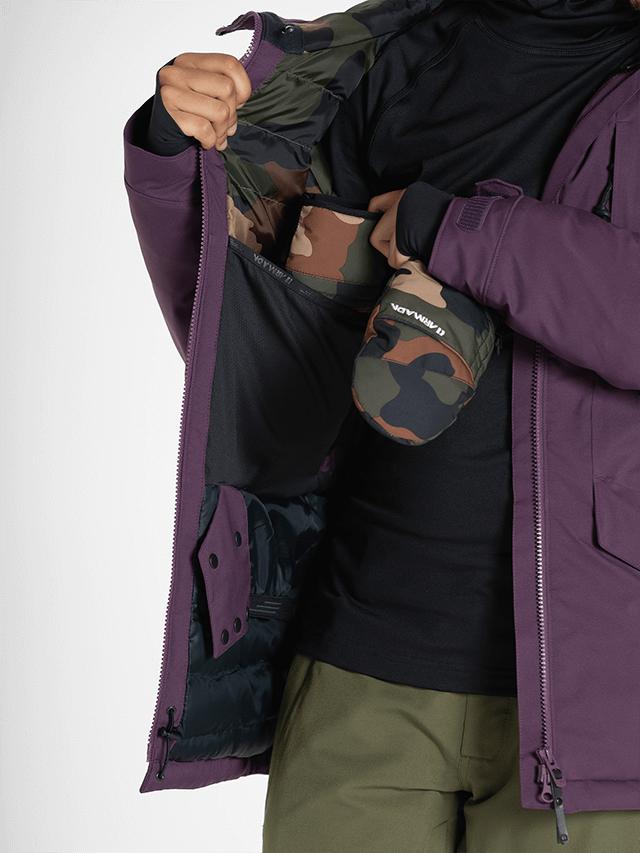 Barrena Insulated Jacket-5
