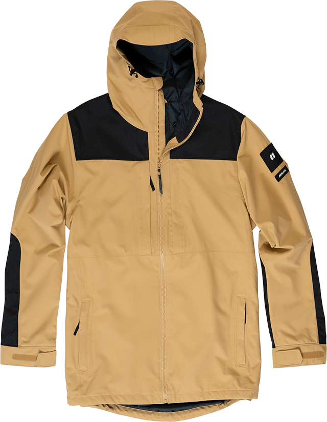 Bergs Insulated Jacket-1