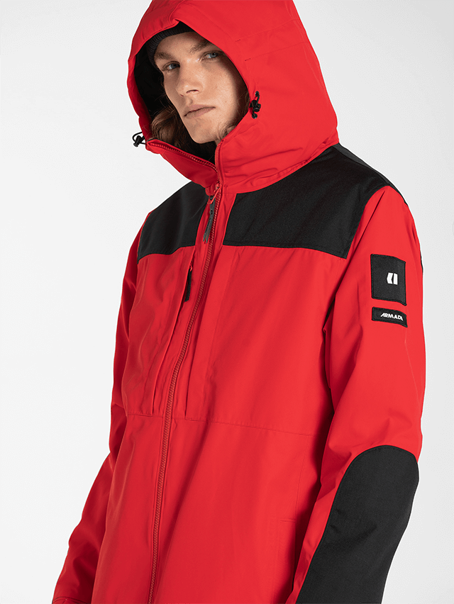 Bergs Insulated Jacket-5