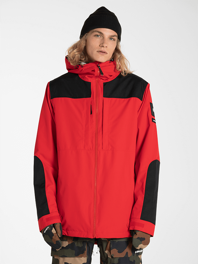 Bergs Insulated Jacket-2