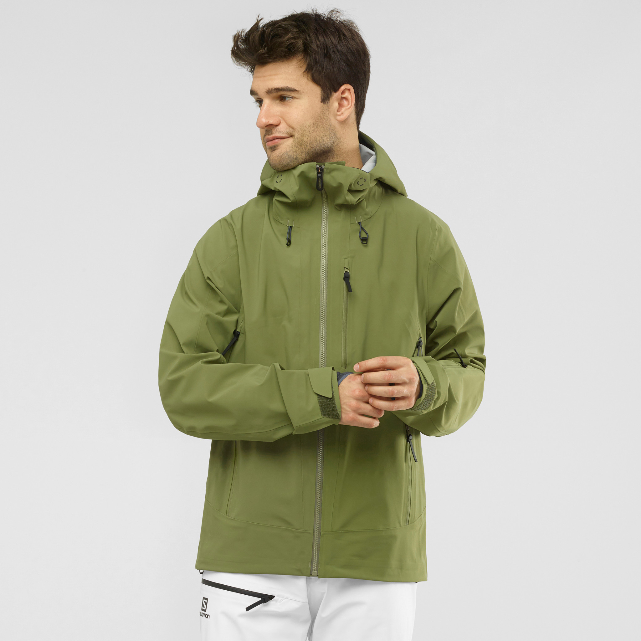 OUTLAW 3L SHELL JACKET M-1