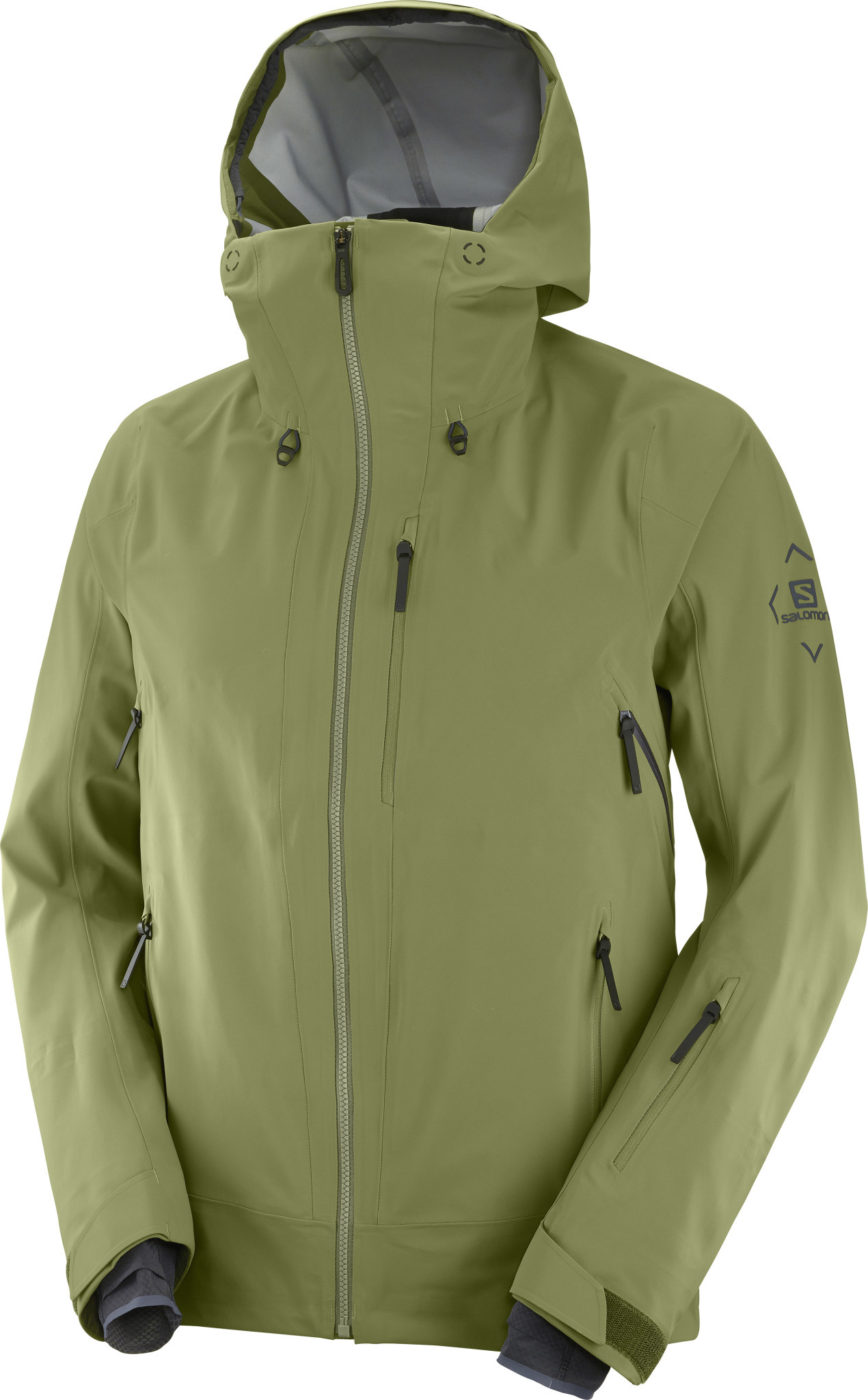 OUTLAW 3L SHELL JACKET M-2