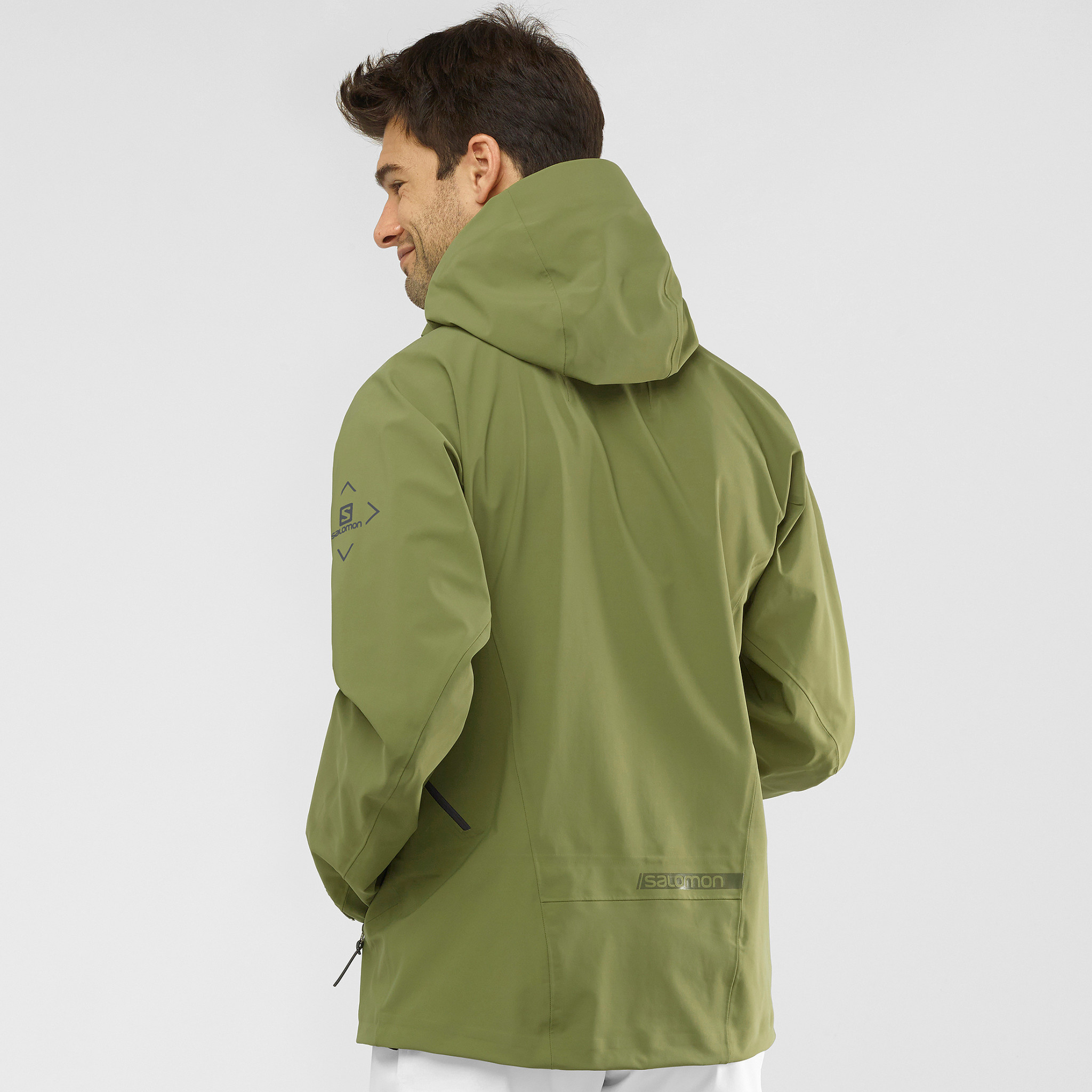OUTLAW 3L SHELL JACKET M-4
