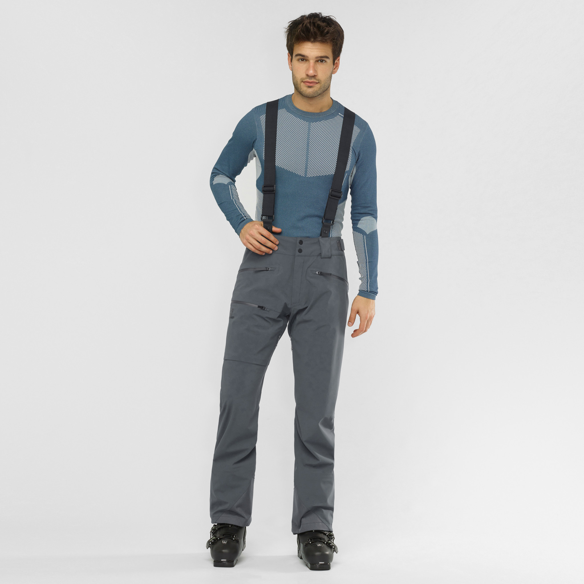OUTLAW 3L SHELL PANT M-1