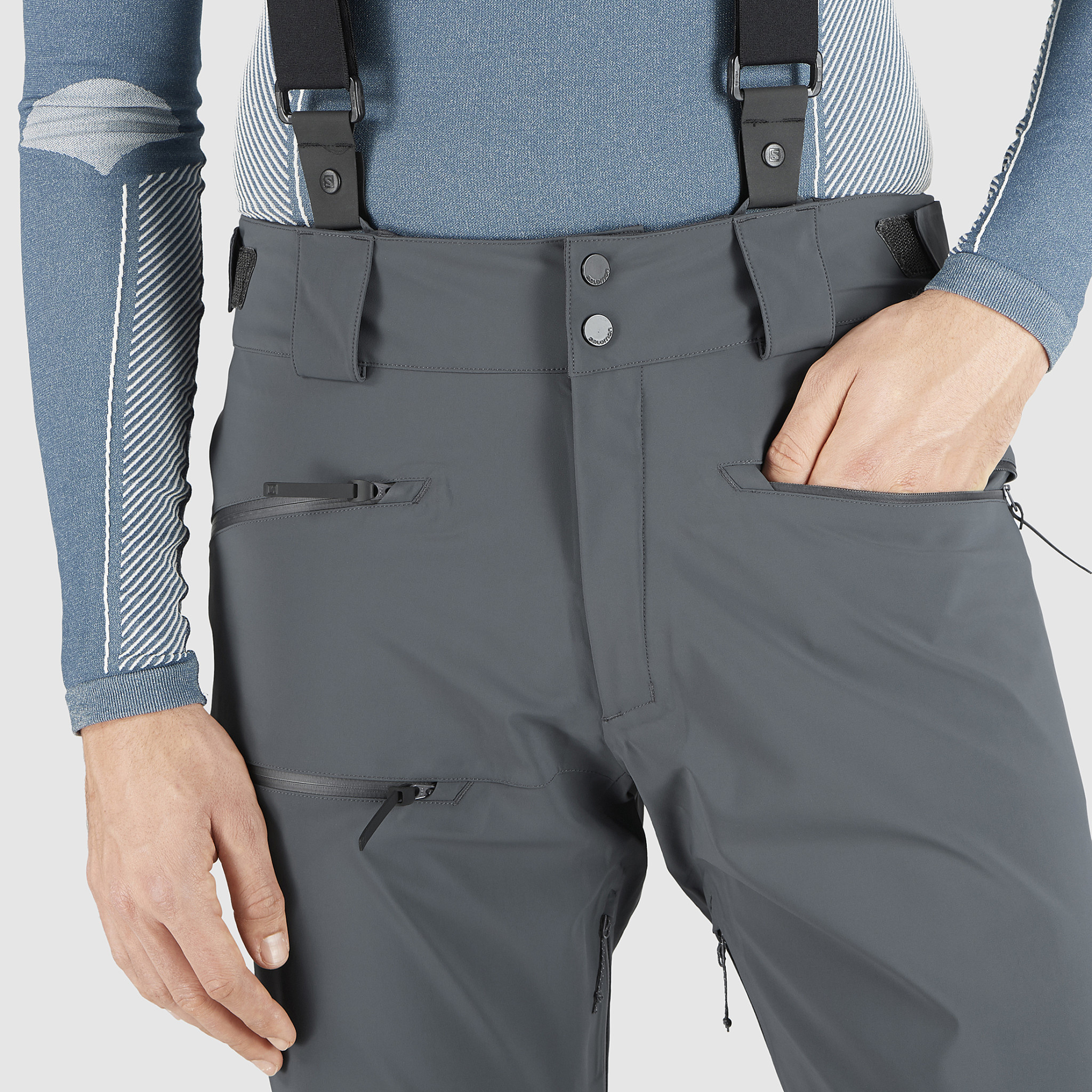 OUTLAW 3L SHELL PANT M-8