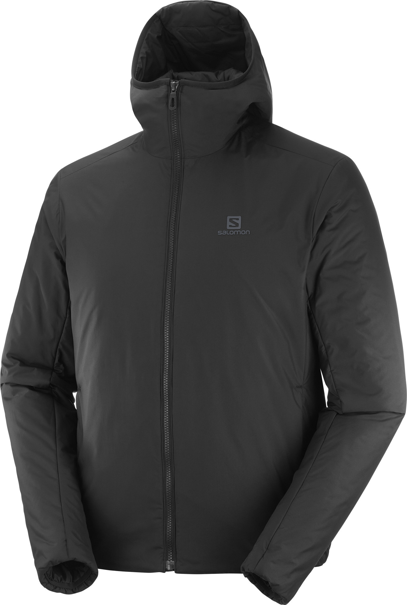 OUTRACK INSULATED HOODIE M-5