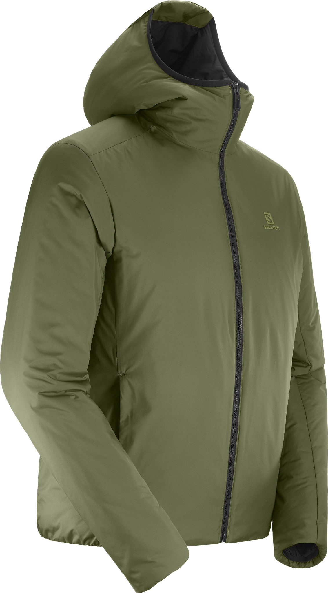 OUTRACK INSULATED HOODIE M-7