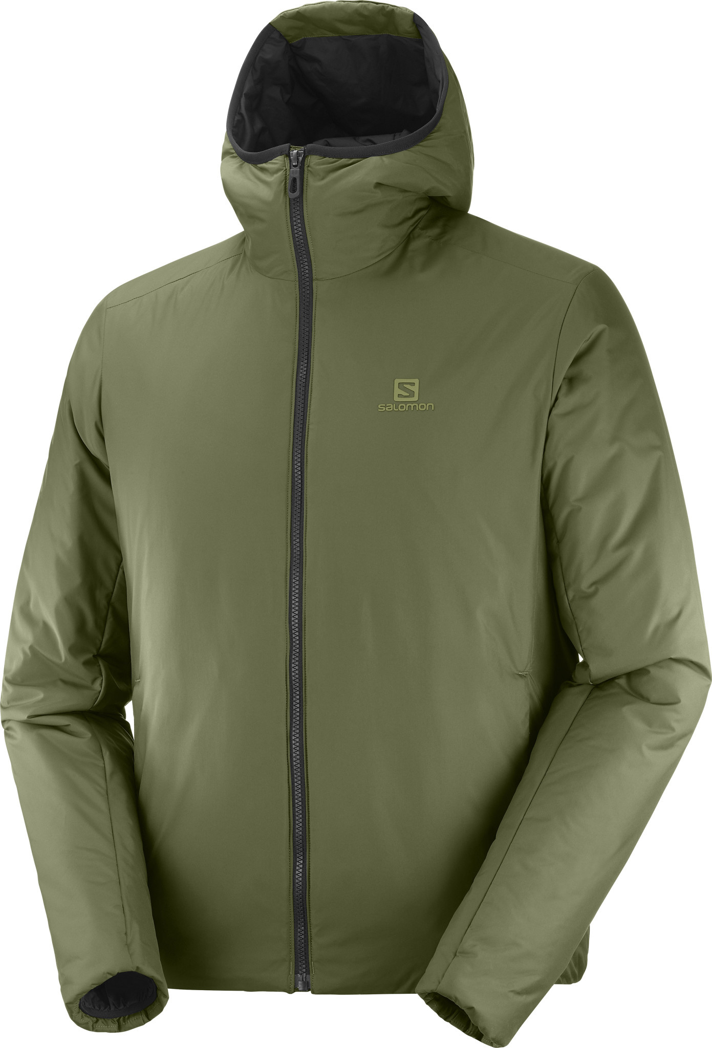 OUTRACK INSULATED HOODIE M-8