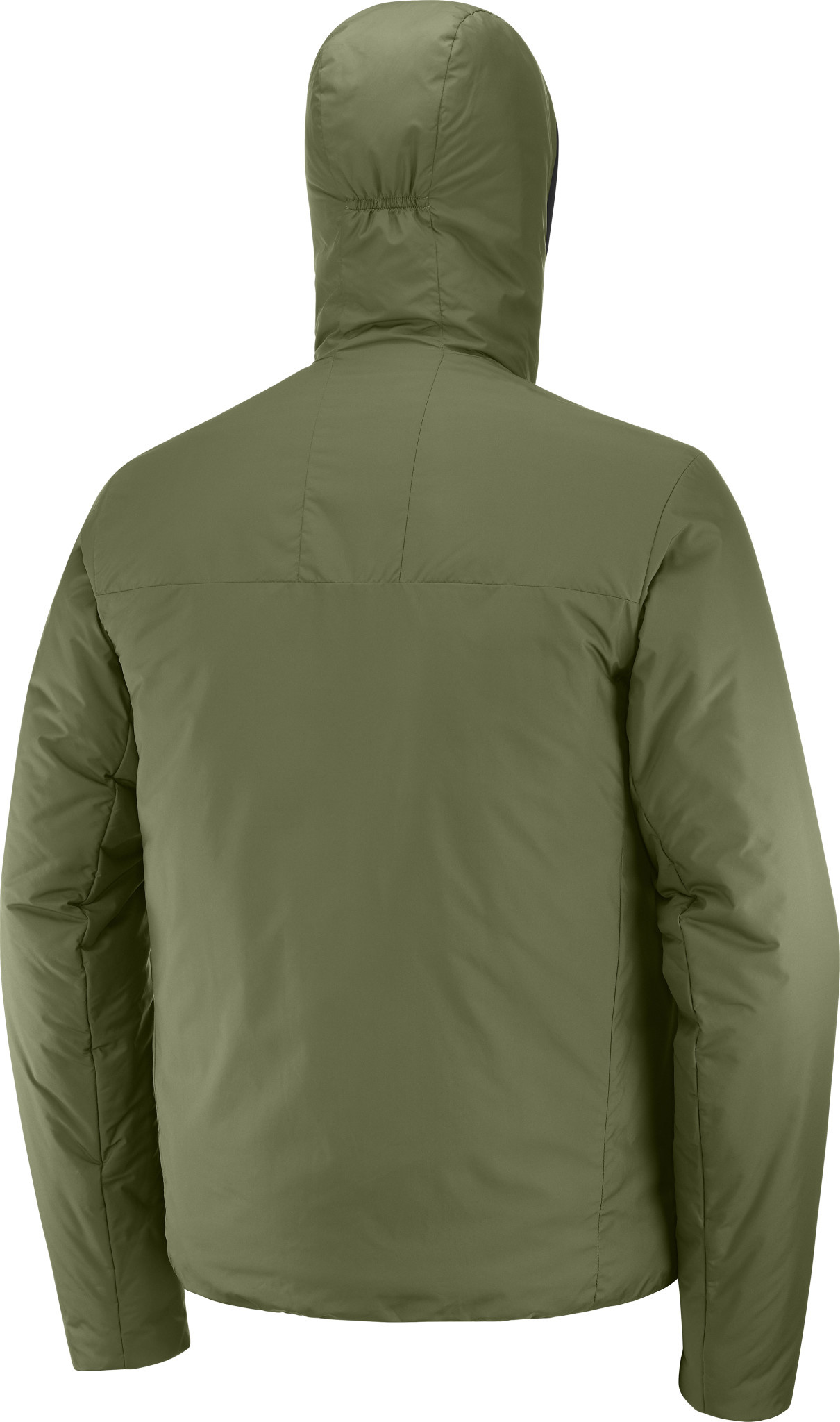 OUTRACK INSULATED HOODIE M-9