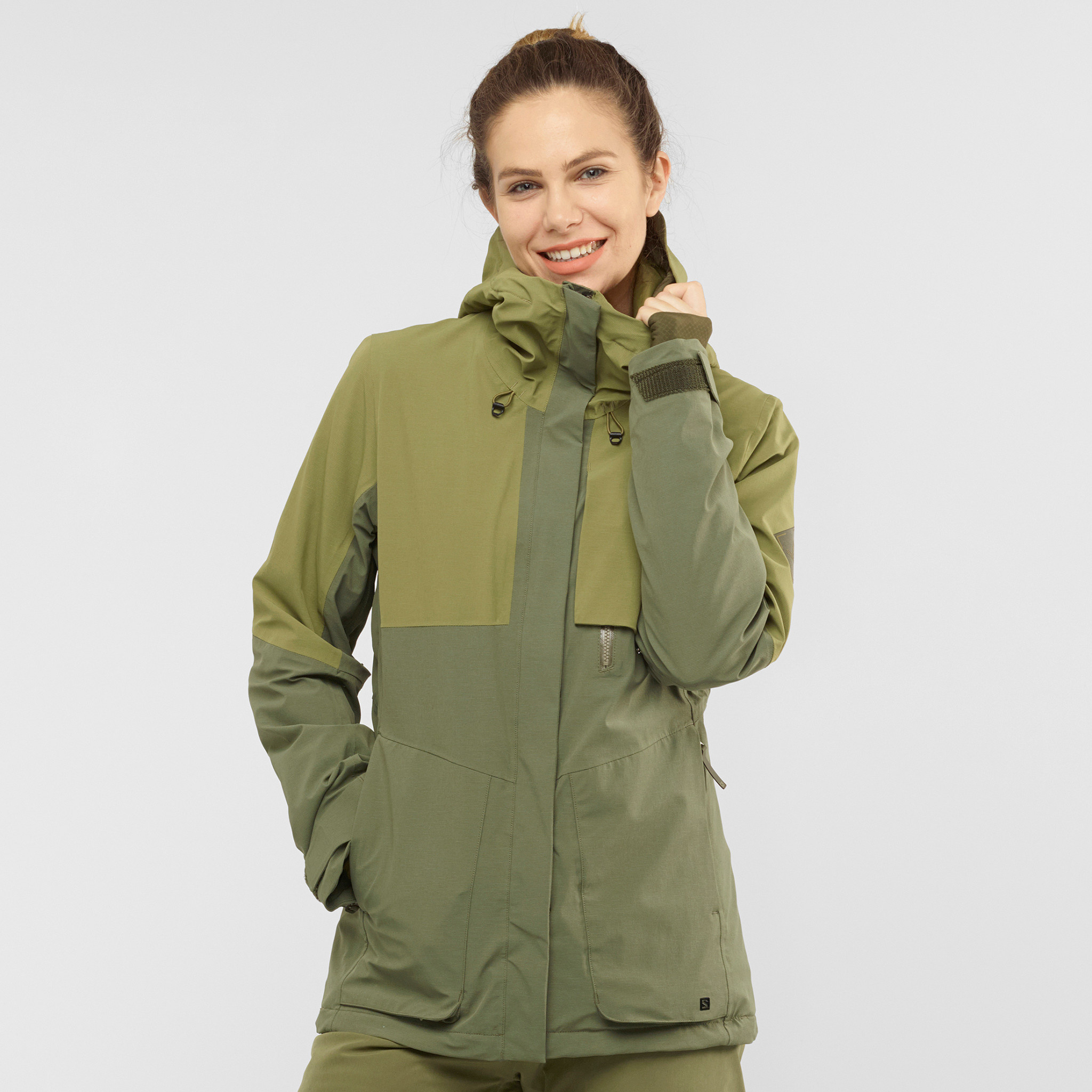 PROOF LT INSULATED JACKET W-1