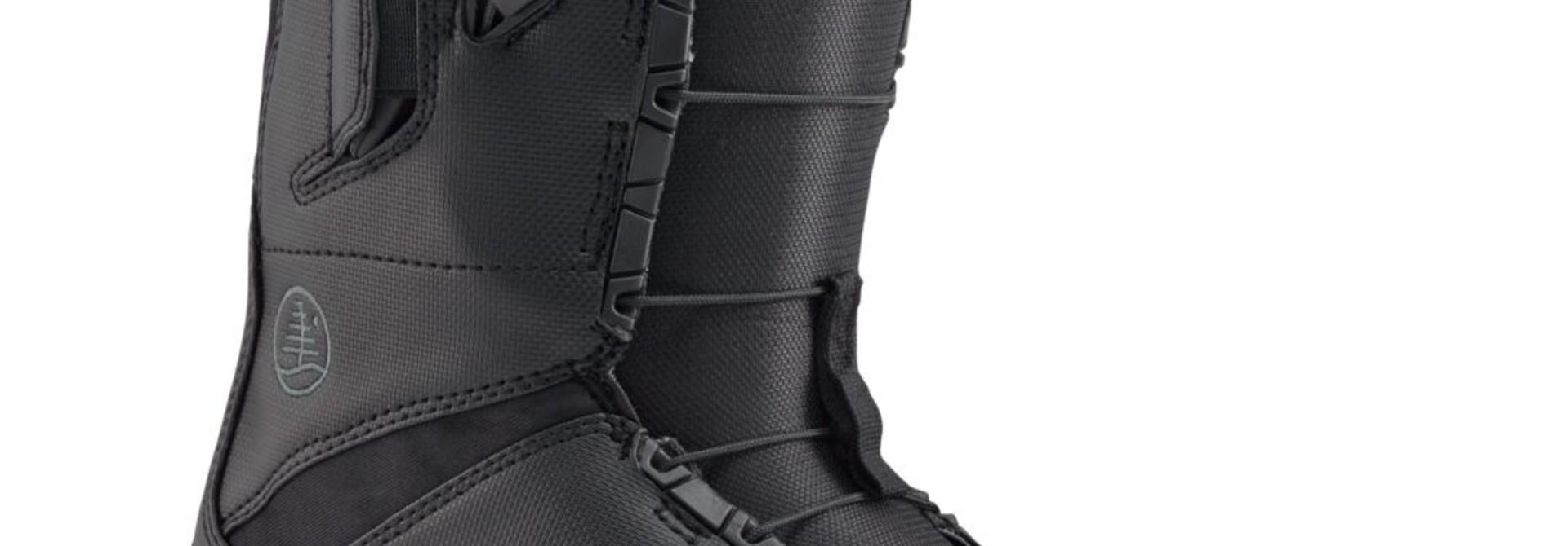 Men's Tourist Boot Black 8