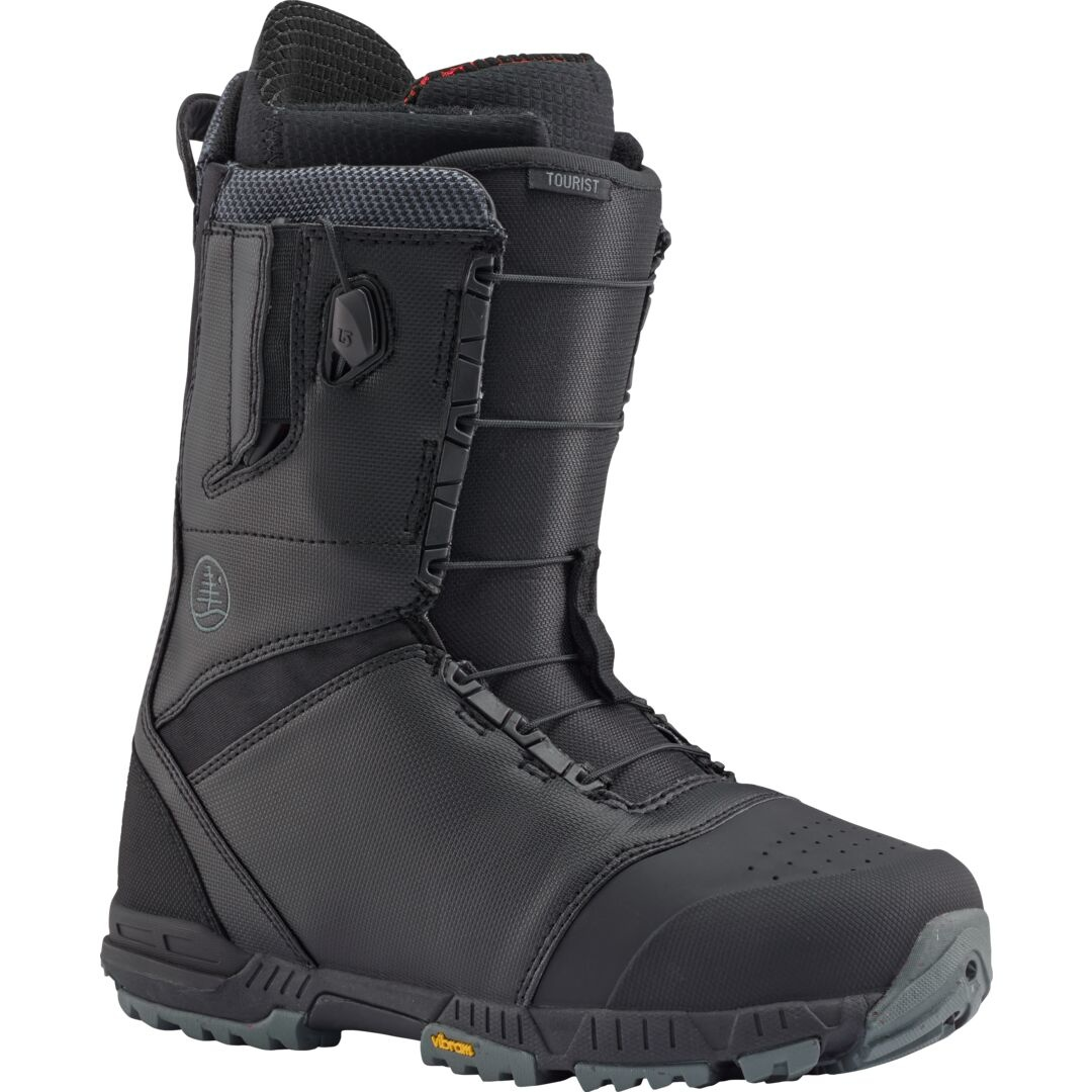 Men's Tourist Boot Black 8-1