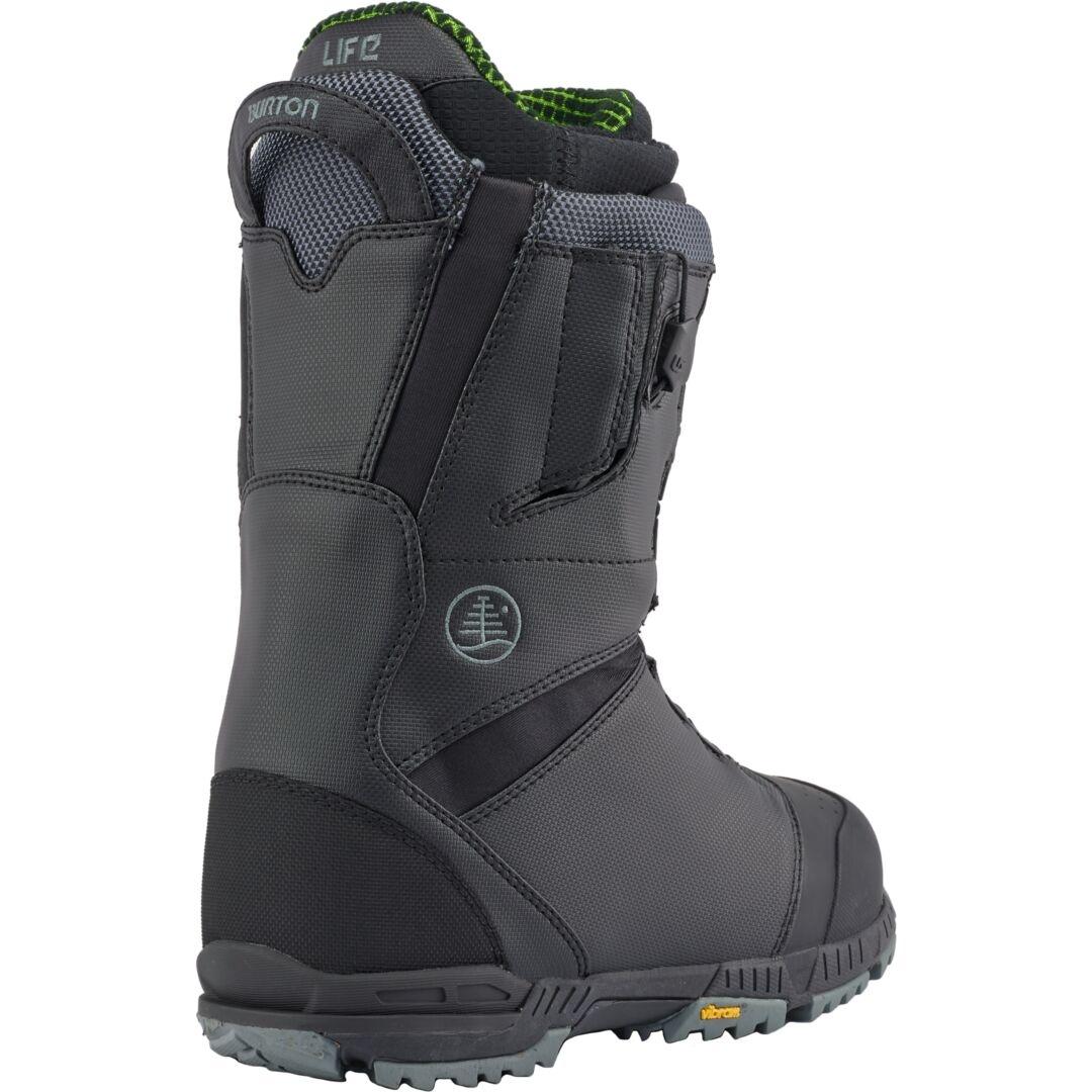 Men's Tourist Boot Black 8-2