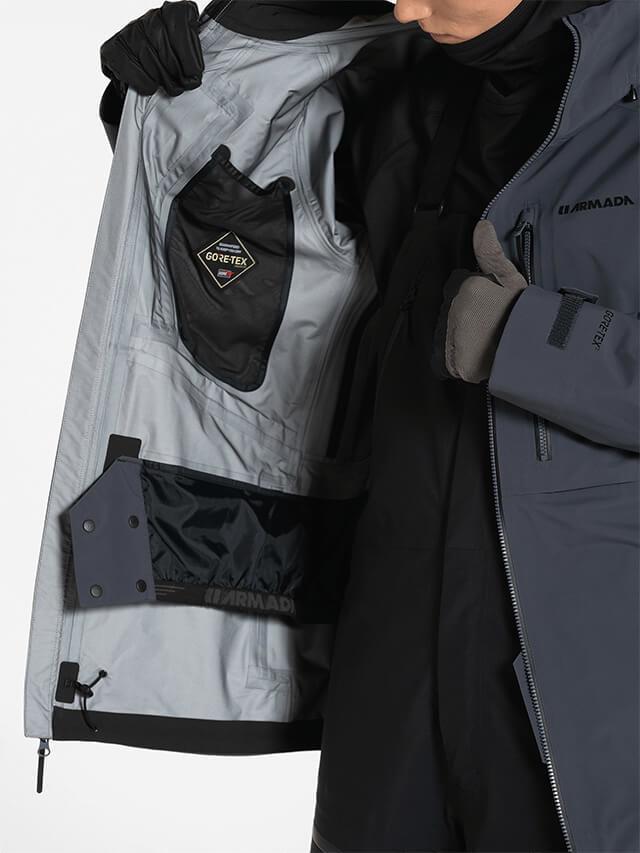 Evers Gore-Tex 3L Jacket-3