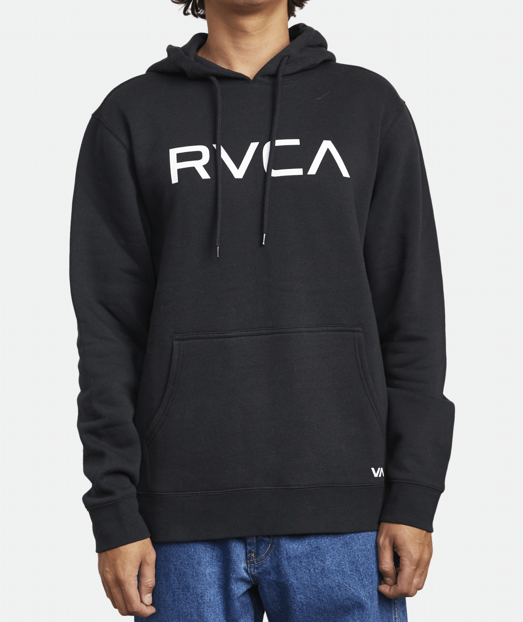 BIG RVCA HOODIE-1