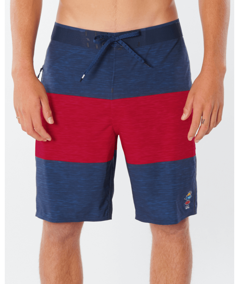 """Mick Fanning Ultimate Divisions 20"""" Mirage Boardshort-1"""