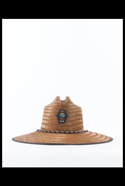 ICONS STRAW HAT