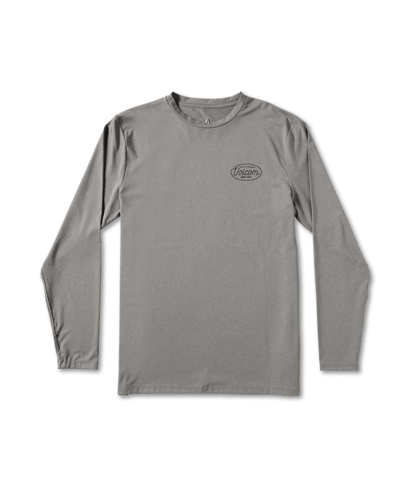 Lit Long Sleeve Upf 50 Rashguard-4