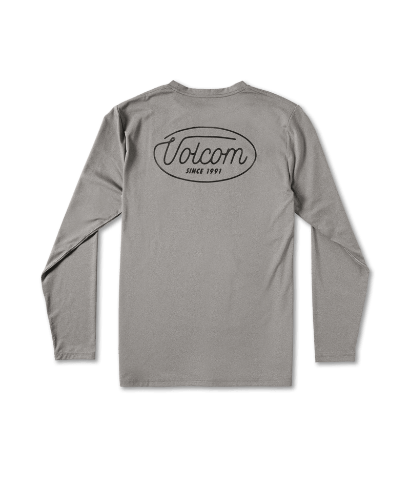 Lit Long Sleeve Upf 50 Rashguard-5