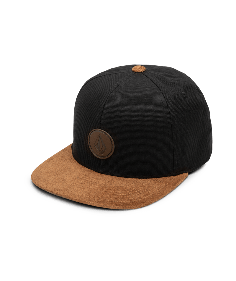 QUARTER FABRIC HAT-3