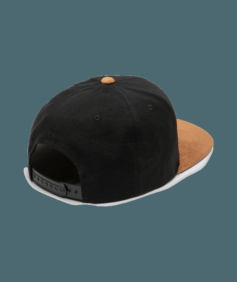 QUARTER FABRIC HAT-4