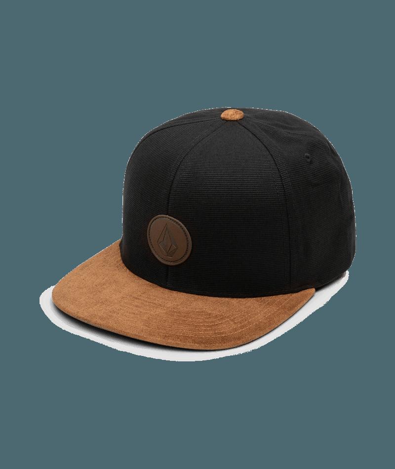 QUARTER FABRIC HAT-5