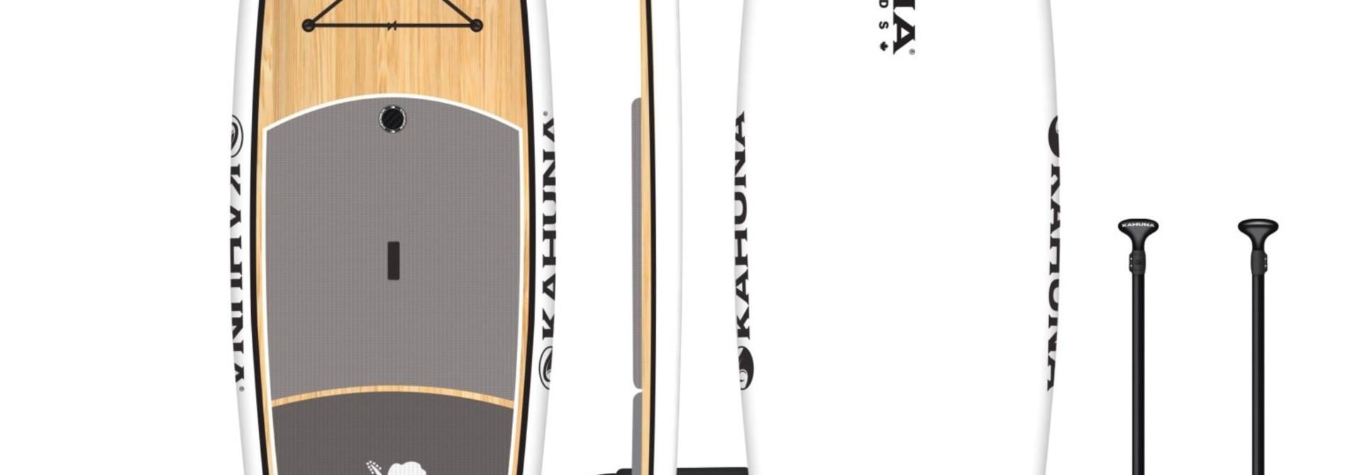 10' Warrior WAHINE Bamboo