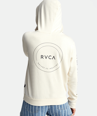 CLASSIC RVCA HOODIE-2