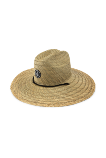 BIG BOYS QUARTER STRAW HAT