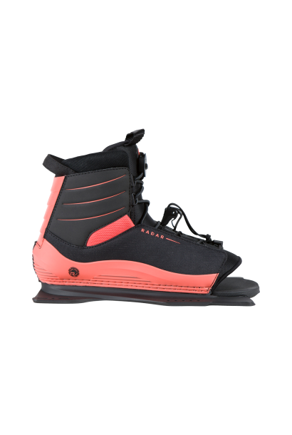 Lyric Boot Feather Frame Coral/Black 2021