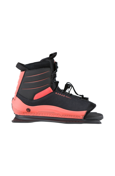 Lyric Boot Feather Frame Coral/Black 2021-1