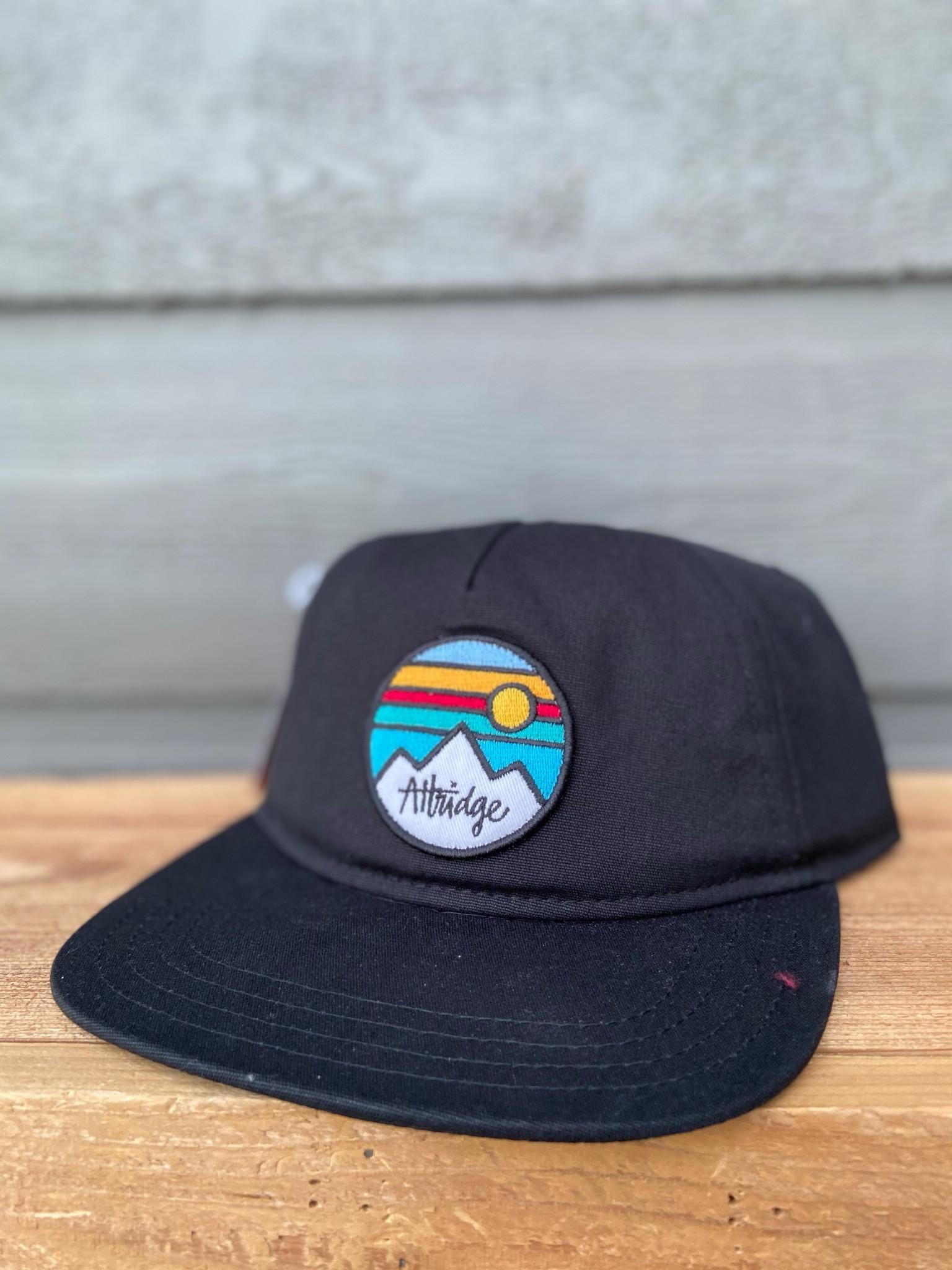 Attridge Circle Patch Hat-8