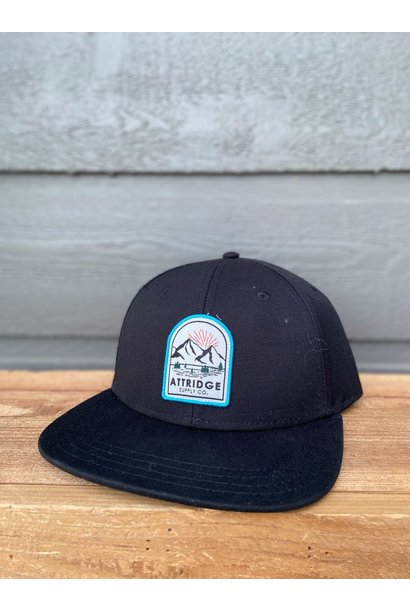 Attridge Mountain Patch Hat