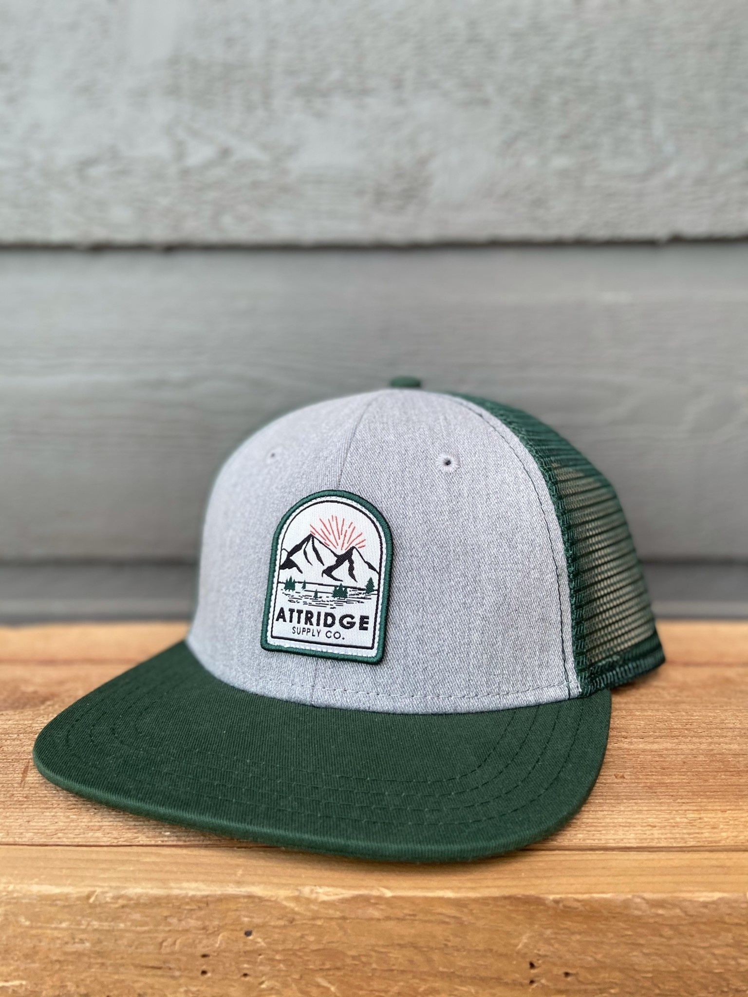 Attridge Mountain Patch Hat-3
