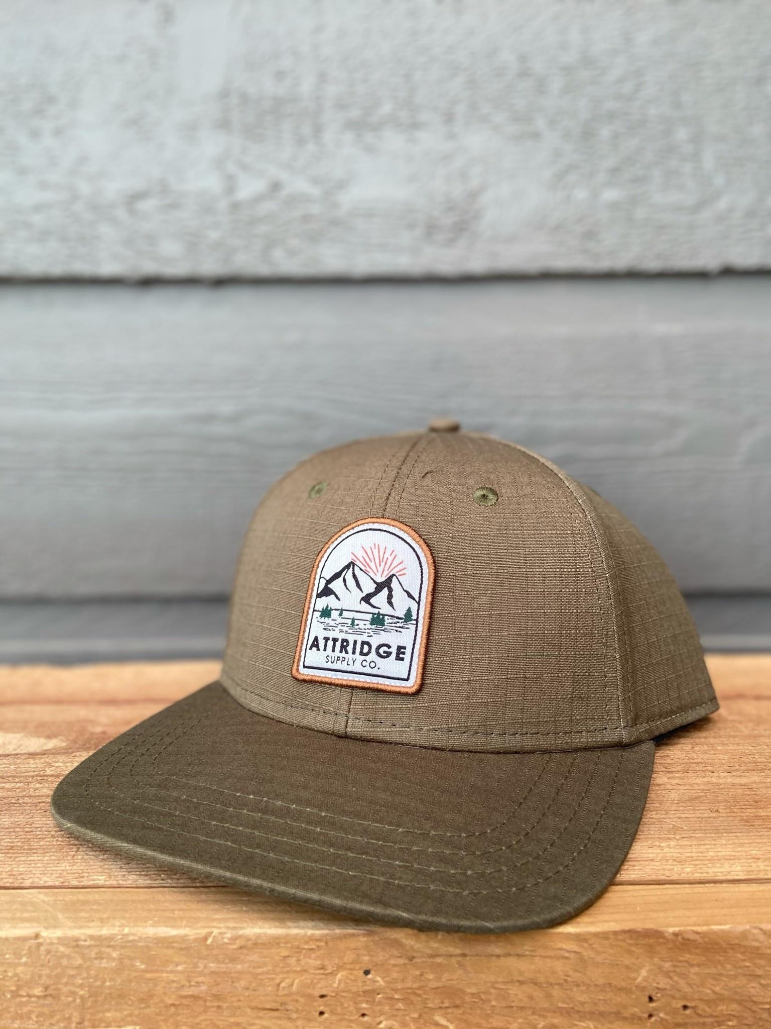 Attridge Mountain Patch Hat-1