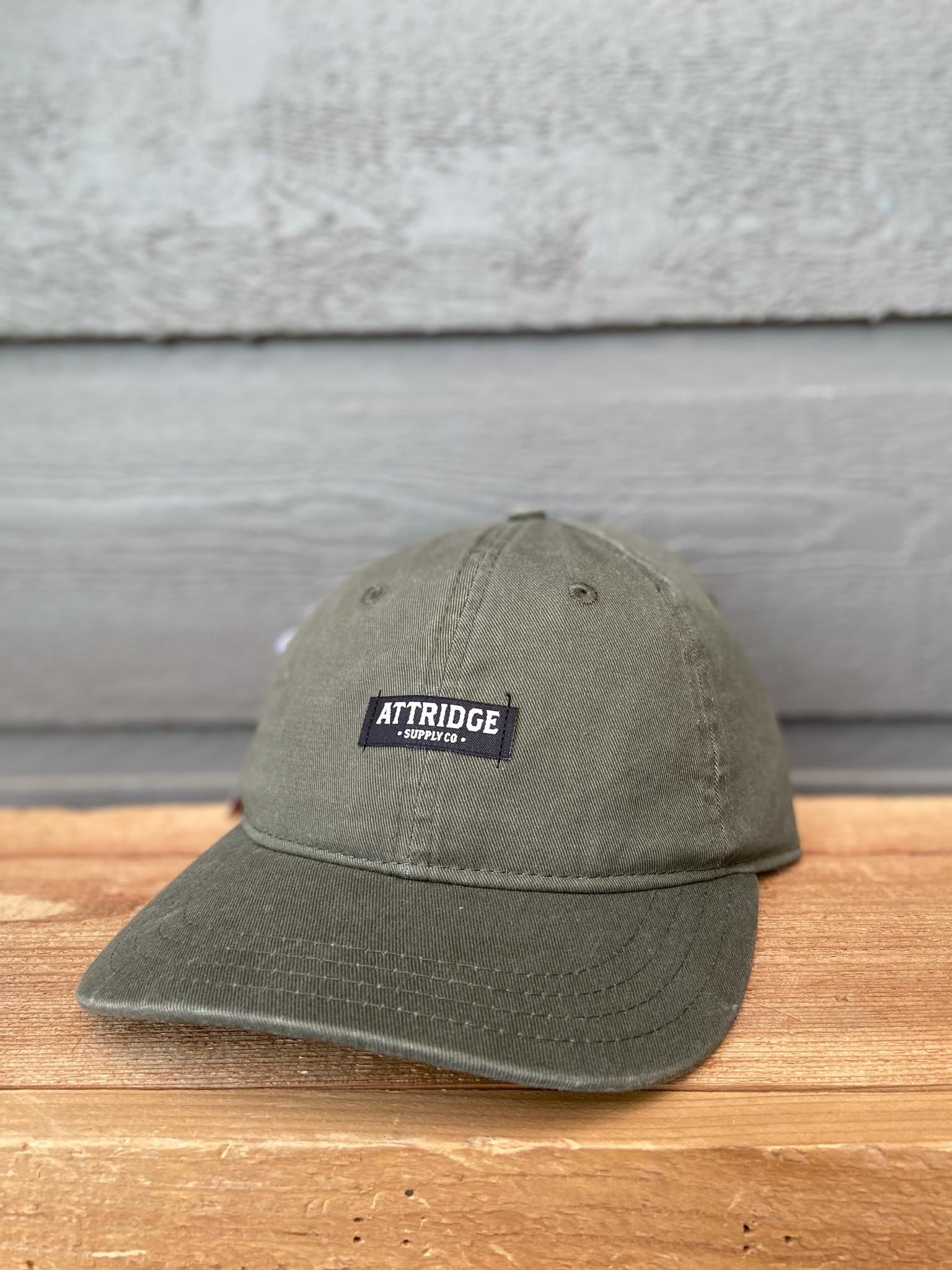 Attridge Supply Co Dad Hat-8