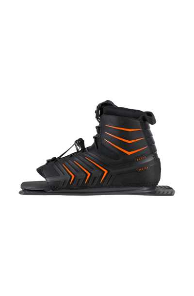 Vector Boot Feather Frame Black/Orange-2