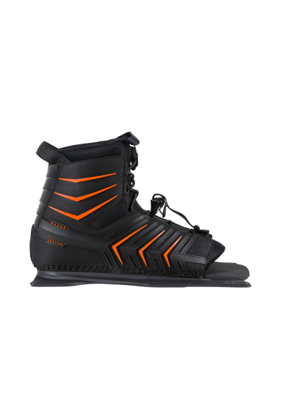 Vector Boot Feather Frame Black/Orange